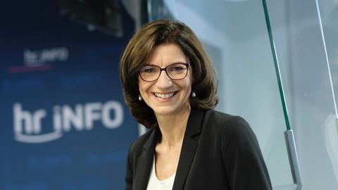 Katja Marx, Chefredakteurin Hörfunk und Programmchefin hr-iNFO