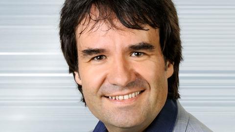 Oliver Glaap, Moderator von hr-iNFO