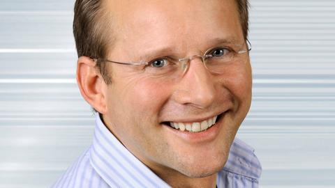 Werner Schlierike, Moderator von hr-iNFO