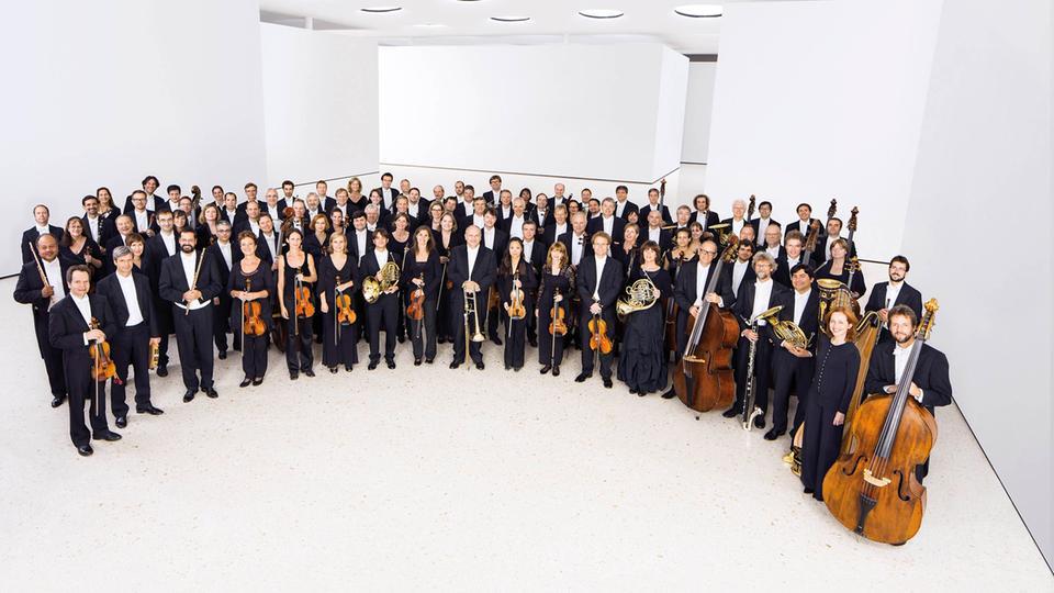 hr-Sinfonieorchester    Frankfurt Radio Symphony