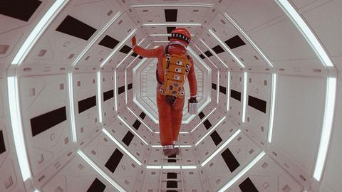 2001 - Odyssey im Weltraum