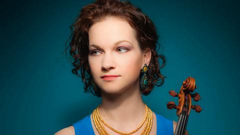 Hilary Hahn (Violine)