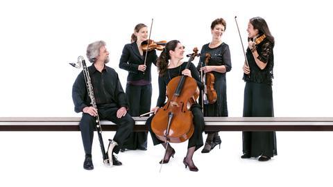 Klarinette und Streicher