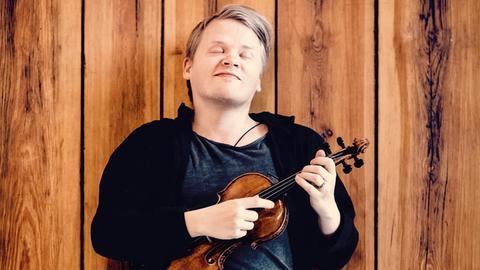 Artist in Residence 2020/21: Pekka Kuusisto