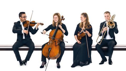 Musiker der Orchesterakademie