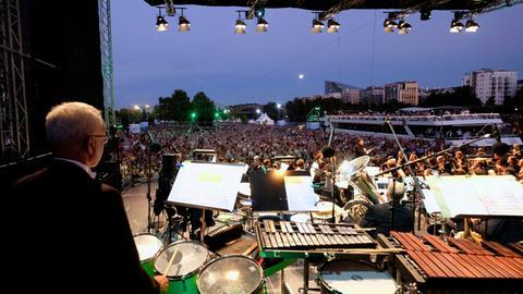Open Air des hr-Sinfonieorchesters 2016