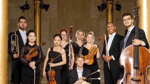 Orchesterakademie des hr-Sinfonieorchesters 2019