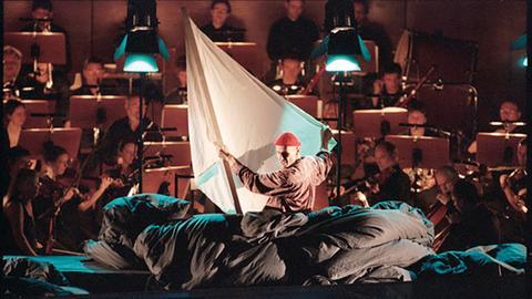 Peer Gynt bei den Trollen - Müllers Marionetten-Theater Wuppertal