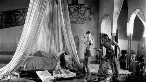 Musik und Film: The Thief of Bagdad
