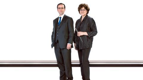 Winterreise - Georg Poplutz und Karin Hendel