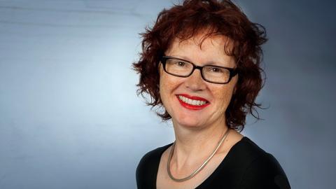Programmchefin hr2-kultur Angelika Bierbaum