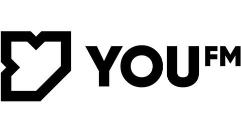 You FM Logo Neu SW