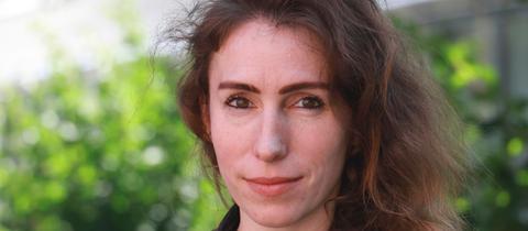 Die AfD-Spitzenkandidatin Mariana Harder-Kühnel