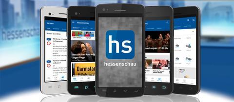 Die Hessenschau-App