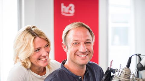 Tanja Rösner und Tobias Kämmerer