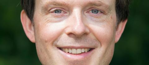 Pfarrer Johannes Meier aus Kassel