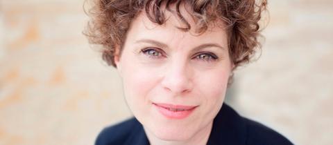 Pfarrerin Pia Baumann.
