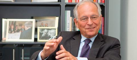 hr1-Talk mit Wolfgang Ischinger