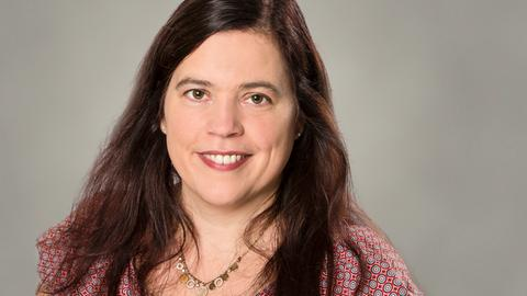 Pastoralreferentin Stephanie Rieth