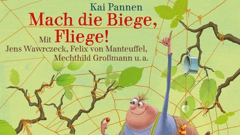 """Kinderhörbuch des Jahres 2017: """"Mach die Biege, Fliege"""" von Kai Pannen"""