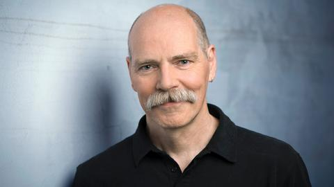 UmweltMedienpreisträger 2017: hr2-kultur-Redakteur und -Moderator Florian Schwinn