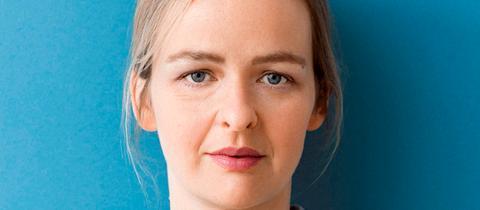 Die Schriftstellerin Saskia Hennig von Lange
