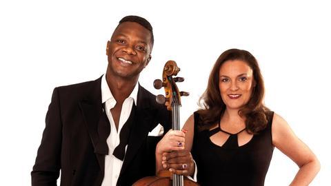 Das Duo Carington-Brown