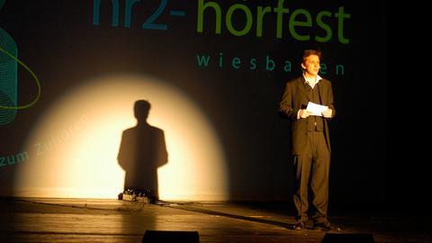 hr2-kultur Moderator Alf Mentzer