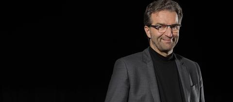 Jörg Michael Simmer, Leiter der Kulturscheune in Herborn
