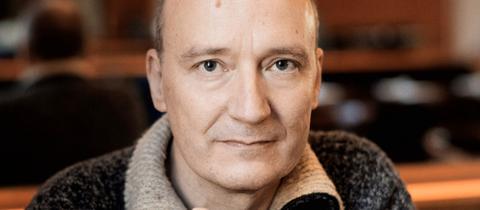 """Der Schriftsteller und Satiriker Thomas Brussig beschwört in hr2-kultur ein anderes """"Wendegefühl"""""""
