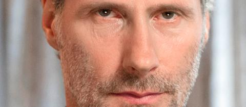Der Schauspieler (hr-Tatort) und engagierte Hörbuchsprecher Wolfram Koch