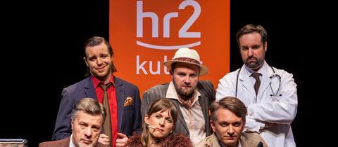 """hr2-RadioLiveTheater mit """"Der Hexer aus London"""""""