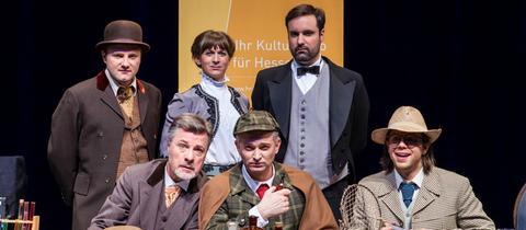 hr2-RadioLiveTheater Sherlock Holmes