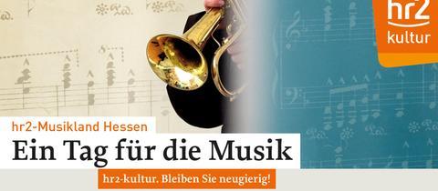 hr2-Musikland Hessen: Ein Tag für die Musik am 6. Mai