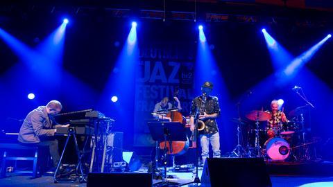 Craig Taborn Quartet.