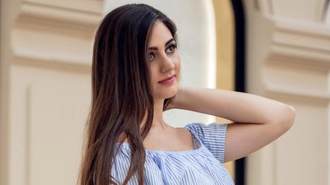 Mirandolina Babunashvili ist die hr2-Literaturpreisträgerin 2018