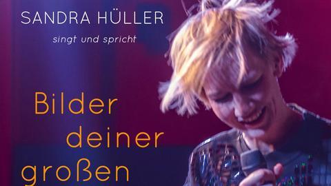 """Das Cover des Hörbuches """"Bilder deiner großen Liebe"""" von Wolfgang Herrendorf."""