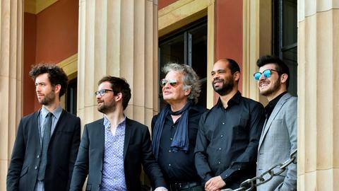 Emile Parisien Sfumato Quintet