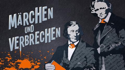 """Neue hr2-kultur-Podcastserie """"Märchen und Verbrechen"""""""