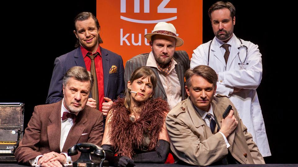 """Das hr2-RadioLiveTheater in """"Der Hexer kehrt zurück"""""""