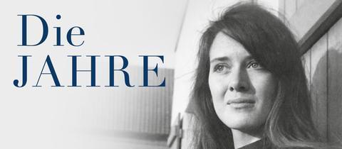 """Cover von Annie Ernaux """"Die Jahre"""""""