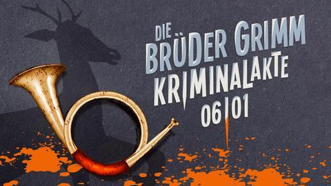 Grafik Die Brüder-Grimm-Kriminalakte