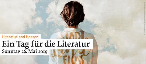 """Bildmarke zu """"Ein Tag für die Literatur"""" (2019)"""