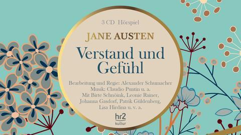 """Cover vom Jane-Austen-Hörspiel """"Verstand und Gefühl"""""""