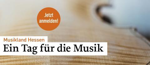 """Anmeldung """"Ein Tag für die Musik"""""""