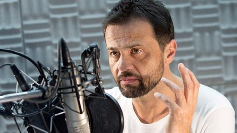 Schauspieler Michael Rotschopf