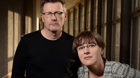 Uwe Oberg und Silke Eberhard