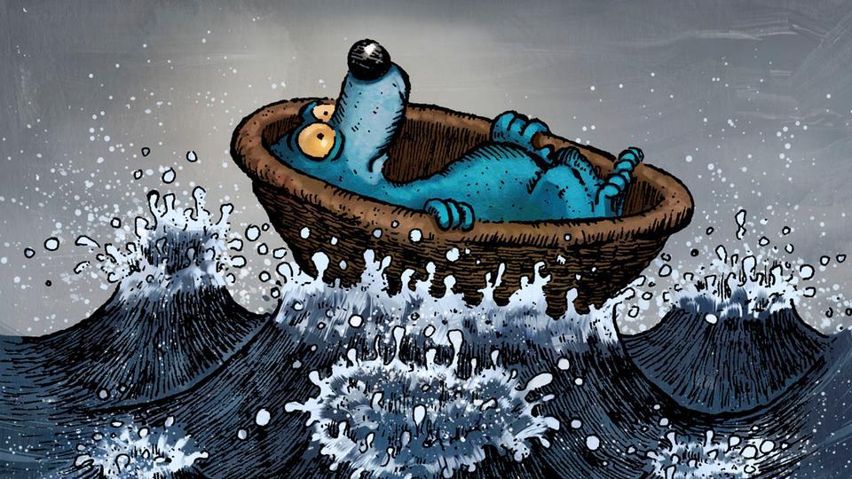 Walter Moers' Blaubär