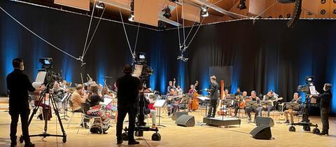 Bridges – Musik verbindet im hr-Sendesaal
