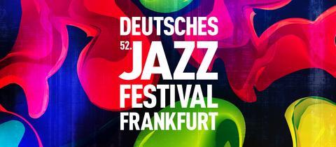 Logo 52. Deutsches Jazzfestival Frankfurt